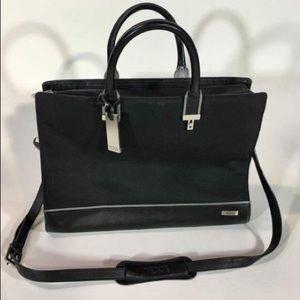 Tumi computer briefcase